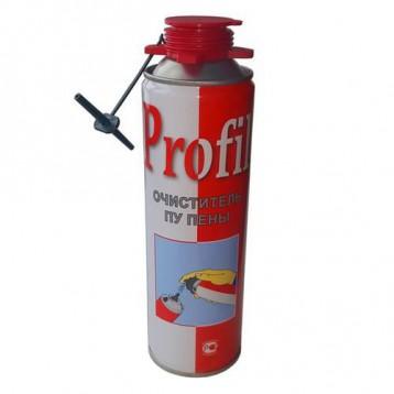 Очиститель  монтажной пены Profil 400мл