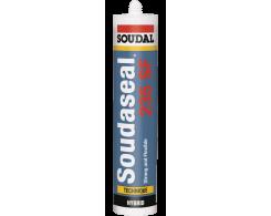 Клей-герметик SOUDASEAL 235 SF черный , /290мл/ 101811