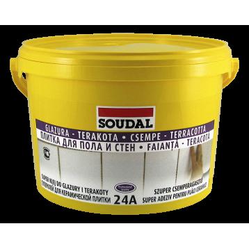 Клей д.плитки 24А /5кг/ (1) Soudal 107752