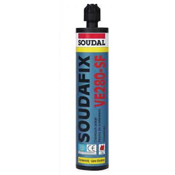 Химический анкер Soudafix /280мл/ 117474