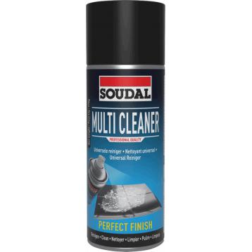 Универсальный очиститель Soudal MULTI CLEANER 400мл артикул 119711
