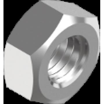 Гайка шестигранная из нержавеющей стали DIN934