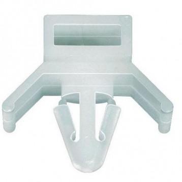 Дюбель-пистон под нейлоновые стяжки ДП  6 мм