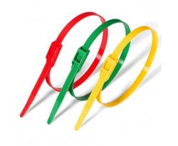 Стяжка кабельная цветная