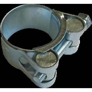 Хомут силовой шарнирный 44-47 MGF W2 из нержавеющей ленты