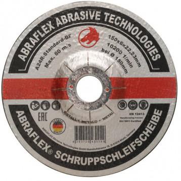 Круг зачистной A24R Standard BF 150х6х22,23