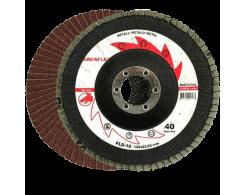 Круг шлифовальный лепестковый FLD10 D125 P100
