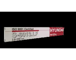 Электроды S-6013.LF 2.6х350мм HYUNDAI 0,9кг DIY (Ано-21)