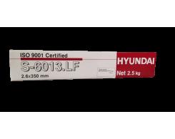 Электроды S-6013.LF 2.6х350мм HYUNDAI 2,5кг (Ано-21)
