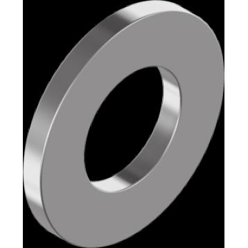 Шайба плоская DIN125