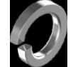 Шайба пружинная (гровер) DIN7980