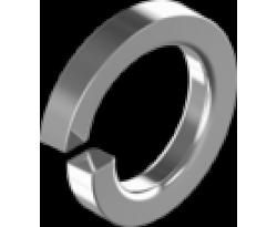 Шайба пружинная (гровер) нерж. DIN7980