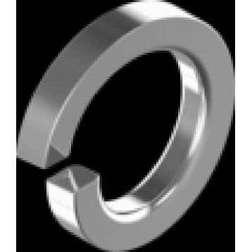 Шайба пружинная (гровер) утолщенная DIN 7980