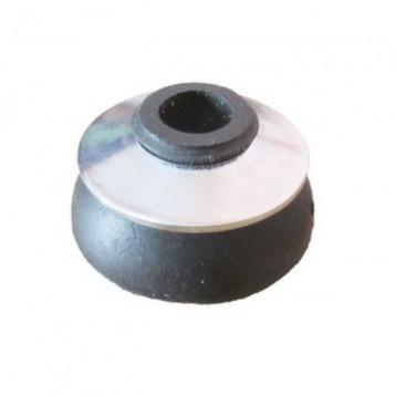 Шайба для поликарбоната с EPDM-прокладкой черная усиленная