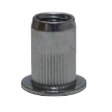 Заклепка гаечная М6x0.8-3 стальная цилиндрическая с насечкой CN1-CB-S HARPOON
