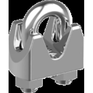 Зажим для каната Ø10 мм оцинкованный DIN741