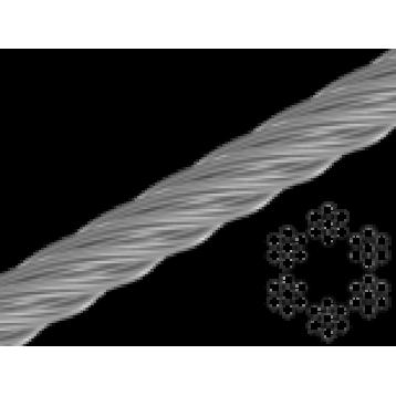 Трос (канат) стальной