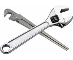 Ключи разводные и трубные