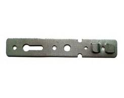 Анкерная пластина 150х25х1,2 мм. для окон профиля АO-KBE
