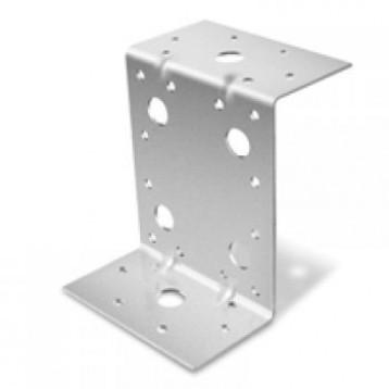 Крепежный уголок Z-образный усиленный KUZ(US)-90