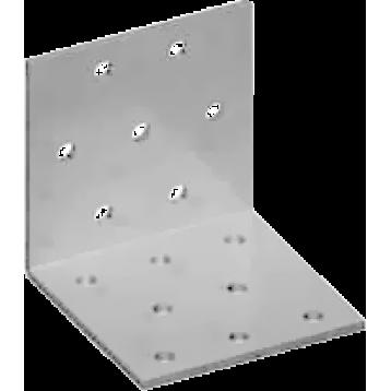 Крепежный уголок равносторонний KUR-40x40