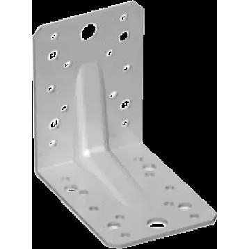 Крепежный уголок усиленный нержавеющий KUU_nerg-90x65