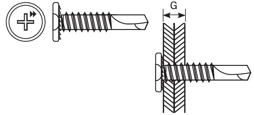 Монтaжная схема Harpoon Grover HGP-R