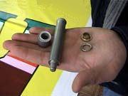Инструмент для монтажа люверса