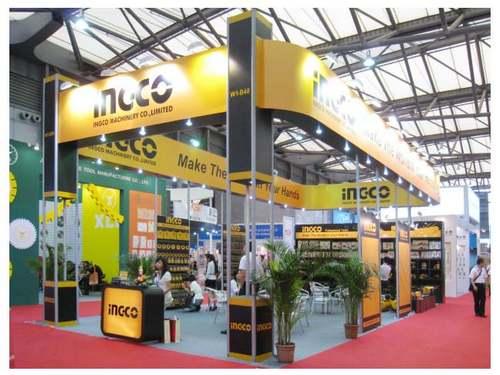 INGCO выставка
